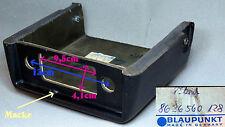 Blaupunkt Autoradio -selten - Unterbaukonsole, Einbaukonsole guter Zustand