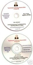 HVACR Electrical Troubleshooting: Training Package! Both Training Kits!