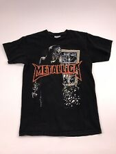 Metallica 2007 Concert Double Sided T-Shirt Small vtg  tour