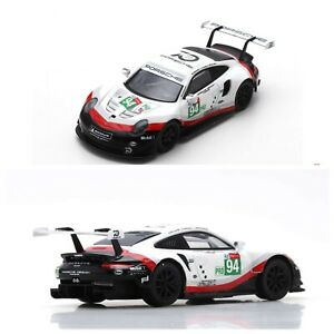 1/64 Sparky Porsche 911 RSR N°94 GT Team 27ème 24h LeMans 2018 R.Dumas S.Müller