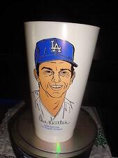 Vintage Rare 1970s Don Sutton La Dodgers Slurpee Cup, Good Condition! Mlb