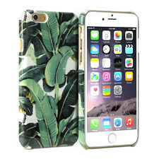 iPhone 6 Case - GMYLE  Snap Cover Glossy Tropical Banana Leave Pattern
