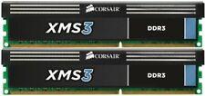 RAM CORSAIR XMS3 KIT 4GB (2 X 2GB) DDR3 SDRAM