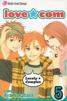Love . Com Vol. 5 by Aya Nakahara VIZ Media Manga English
