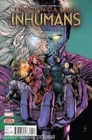 The Uncanny Inhumans #4 Comic Book 2016 - Marvel
