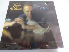"ROGER WILLIAMS~""MR. PIANO"" ROGER WILLIAMS VIRTUOSO~Factory Sealed Vinyl LP"