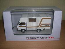 Premium ClassiXXs VW T3a CAMION Plataforma tischer-camping Blanco 1:43 Lim. 750