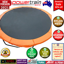 Powertrain Replacement Kahuna Trampoline Spring Safety Pad 10ft- Orange