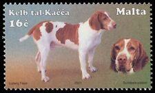 "MALTA 1068 - Native Dog Breeds - Maltese Hunting Dog ""Kelb tal-Kacca"" (pa42270)"