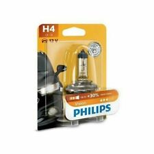 12342PRB1 PHILIPS H4 Vision Headlight Bulb Up To 30% More Bright Single