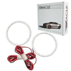 Oracle Lights 1152-009 LED Fog Light Halo Kit Pink For 06-08 Lexus IS250 NEW