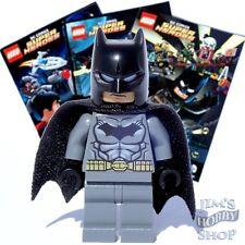 Lego Dc Super Heroes Batman (76053) Genuine Lego! Includes Comics!