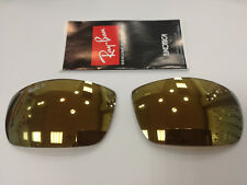 LINSE RAY-BAN RB8305M SPIEGEL GOLD POLARISIERT REPLACEMENT LENSES RB8306 RB8305