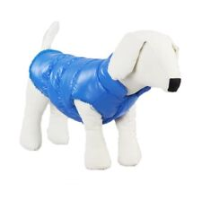 Hundemantel Wintermantel Hundebekleidung Hundejacke Chihuahua S Yorky Jacke Blau