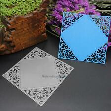 New Metal Cutting Dies Stencil DIY Scrapbook Album Paper Cards Embossing Decor