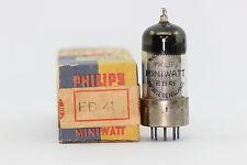 EB41 TUBE. PHILIPS BRAND TUBE.  NOS/NIB. RC66.