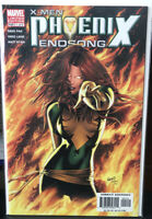 X-Men: Phoenix Endsong #1 (2005) NM Cond Green Costume Variant