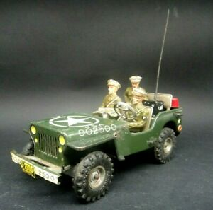 ARNOLD USA 002500 - U.S. ARMY 1953 - GIOCATTOLO IN LAMIERA VINTAGE -