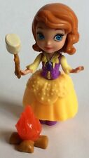 SOFIA THE FIRST - BUTTERCUP TROOP ADVENTURE – PLAYSET/ CAKE TOPPERS