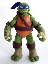Figurine Ninja Turtle Tmnt Leonardo Leo 2012 Viacom 11 CM