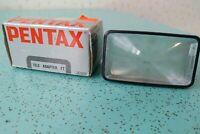 Vintage Pentax Tele Adapter FT Model 30319 NOS