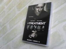 IN TREATMENT - SEASON 1: WEEKS 1-5 - REGION 2 - 5 DISC DVD SET