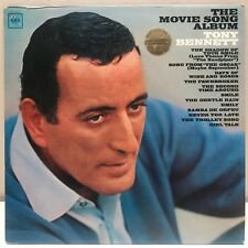 "sealed! Tony Bennett ""The Movie Song Album"" LP Columbia CL 2472 Promo Mono 360"