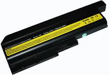 9 CELL BATTERY 92P1128 FOR IBM THINKPAD R60 T60 R60E T60P Z61P SERIES - 6600mAh