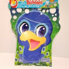 Zing Bird Glove-A-Bubbles Wave And Play 3+