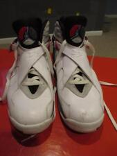 NIKE AIR JORDAN RETRO 8 VIII 2013 BUGS BUNNY DMP CDP CHROME AQUA PLAYOFF SZ 12