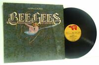 BEE GEES main course LP EX/EX, 2394 150, vinyl, album, with lyric insert, 1975,
