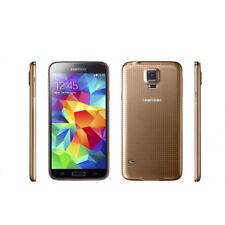 TOUT NOUVEAU Samsung Galaxy S5 G900F -unlock 4G LTE doré smartphone