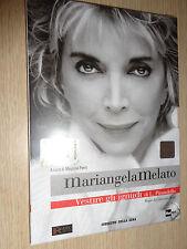 DVD N° 6 IL GRANDE TEATRO DI MARIANGELA MELATO VESTIRE GLI IGNUDI  PIRANDELLO