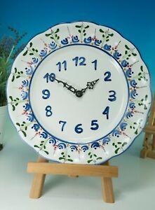 Kitchen Country Ceramic Clocks For Sale Ebay