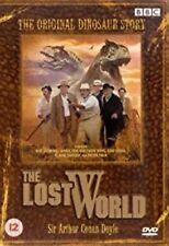 THE LOST WORLD (2002) Arthur Conan, Bob Hoskins, Peter Falk New Sealed UK R2 DVD