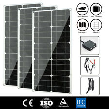 Flexible 120W 145W Solar Panel 12//24V Battery Charger DIY Power Supply CE RoHS