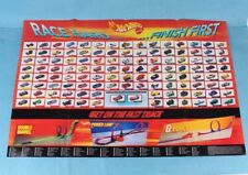 VINTAGE 1994 MATTELL MATCHBOX DIE-CAST CAR TOYS STORE DISPLAY ADVERTISING POSTER