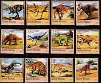 Dinosaurier Guine Bissau postfrisch 1671
