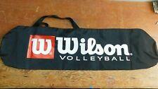 Wilson Volleyball Tube gym Bag Black