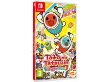 JUEGO Nintendo Switch Taiko No Tatsujin: Drum'n Fun