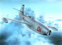 "Special Hobby 100-SH72248 - 1:72 Yakowlev Yak-23 Flora ""Red&White Stars"""