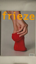 FRIEZE MAGAZINE, OCTOBER 2010, ISSUE 134, CONTEMPORARY ART AND CULTURE