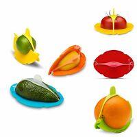 Dreamfarm Savel Flexible Food Saver for Halves Wedges Wedge-Outs Choose Color
