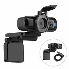 USB Desktop Webcam Full HD Built In Microphone Video Calling Record Live Stream