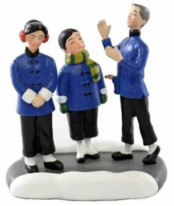 Singing Carols from Dept 56 A Christmas Story Village RETIRED