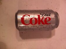 DIET COKE CAN--JIGSAW PUZZLE----SHIPS FREE-EUC