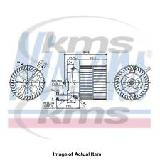 New Genuine NISSENS Interior Heater Blower Motor  87057 Top Quality