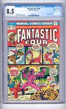 Fantastic Four 140 - 1973 - CGC 8.5