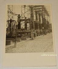REPORTAGE PHOTO Industriel années 50' : CENTRALE ELECTRIQUE - Photo 1