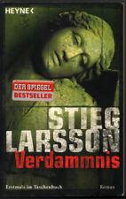 VERDAMMNIS - STIEG LARSSON - EN ALEMAN